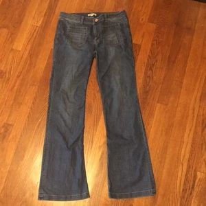 CAbi flare jeans long